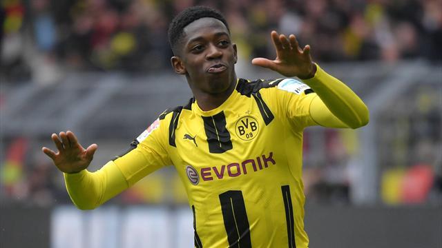 Achtung BVB! Mourinho baggert an Dembélé