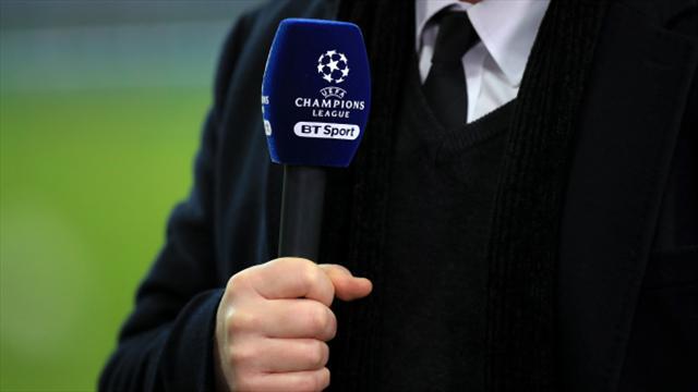 BT keeps Champions League rights after £1.2bn bid beats Sky