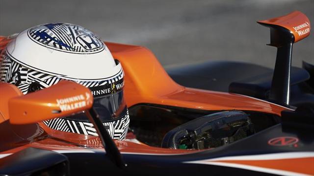 Alonso pilotará el miércoles y el viernes en Montmeló