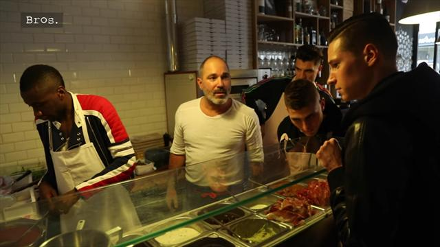 """Verratti charrie Matuidi : """"Dans la vie, dans le football, il ne connaît pas la délicatesse»"""