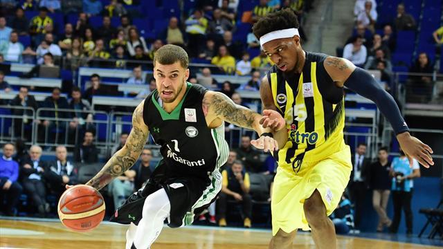 Heyecan fırtınasında zafer Fenerbahçe'nin