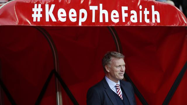 Moyes not concerned by owner Short's appearance at Burnley game