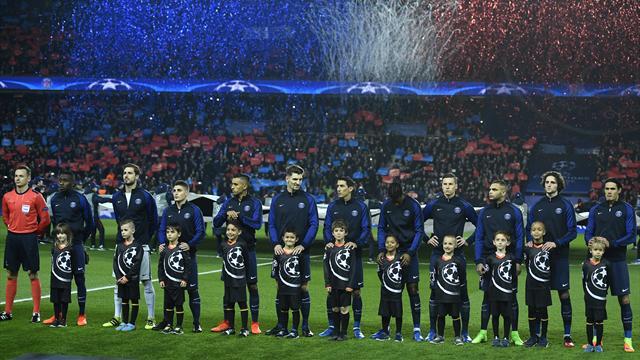 Каждый игрок «ПСЖ» получил бы по миллиону евро за итоговую победу над «Барселоной»
