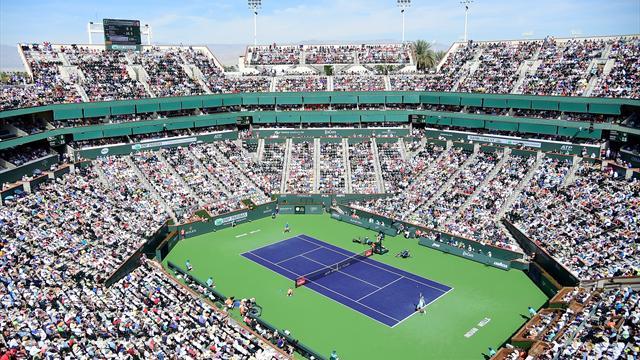 "Indian Wells: Das ""fünfte Grand-Slam-Turnier"""