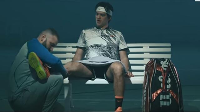 Quand la victoire de Federer à l'Open d'Australie devient une comédie musicale (complètement barrée)