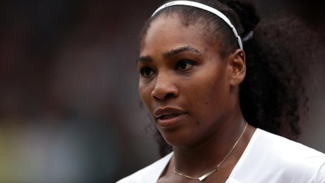 Serena'dan kötü haber