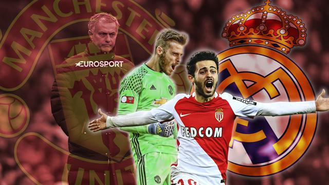 Euro Papers: Real Madrid to ruin United's summer as De Gea rumours resurface