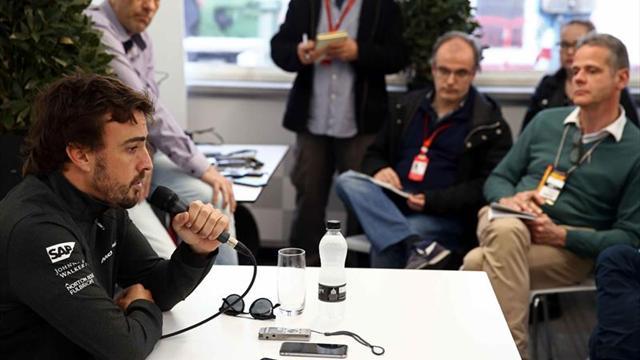 """Alonso: """"El equipo está preparado, menos Honda"""""""
