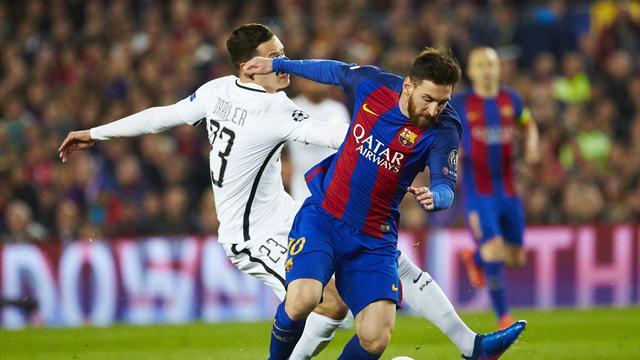 d nde televisan el barcelona hoy contra la juentus