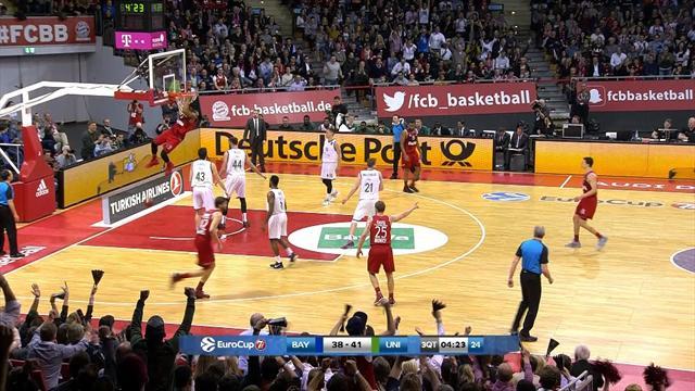 Basketball EuroCup: FC Bayern scheitert im Viertelfinale