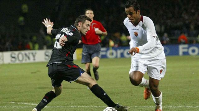 Le jour où... Mancini et la Roma ont mystifié l'OL