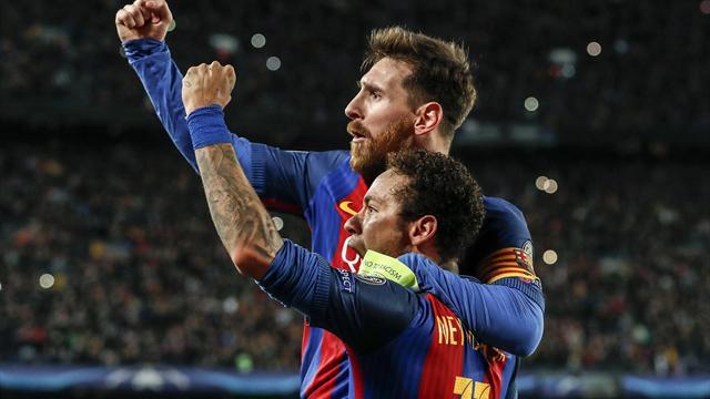 """Messi punge Neymar: """"Senza di lui il Barcellona è più equilibrato e più forte in difesa"""""""