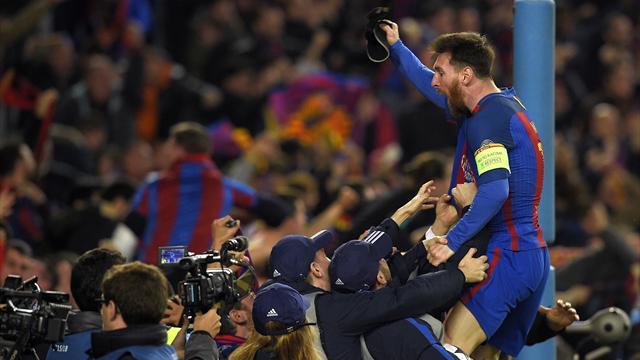 UEFA нестал подвергать наказанию арбитра матча «Барселона»— ПСЖ