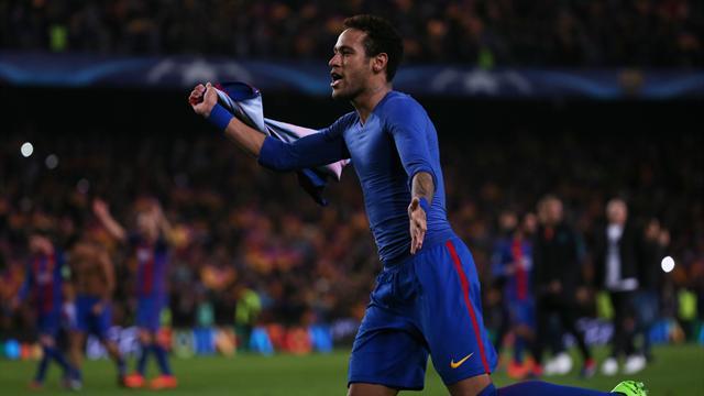 Messi est resté dans l'ombre... et Neymar a pris toute la lumière