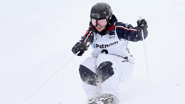 Perrine Lafont championne olympique — JO / Ski freestyle