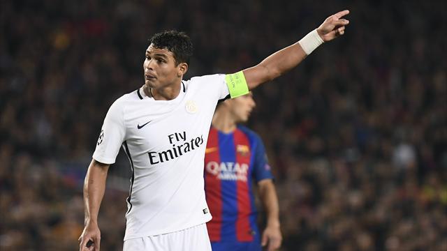 Sans doute absents ce week-end, Thiago Silva et Kurzawa pourraient revenir en C1