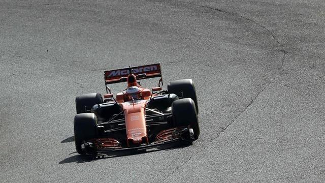 Ferrari ya rueda en mejores tiempos que Mercedes