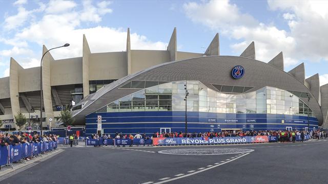 Le PSG condamne les incidents avec ses supporters au Bourget