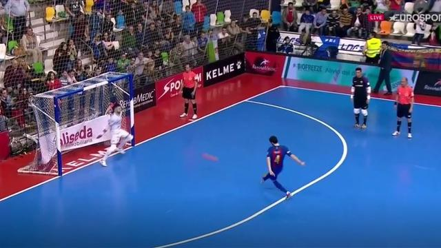 Copa de España, Barcelona Lassa-Magna Gurpea: La parada que vale una semifinal