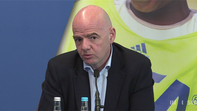Против Инфантино начало расследование ФИФА
