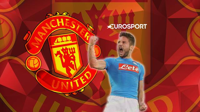 Euro Papers: Mertens' agent meets United deal-makers in Naples hotel