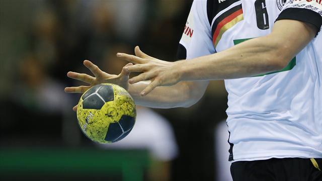 Deutsche Handballer bei Prokop Heimdebüt nur remis