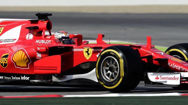 Räikkönen fährt allen davon: Ferrari wieder top in Barcelona