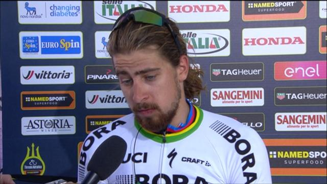 Peter Sagan: I hope this is not the last victory