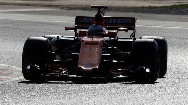 Ferrari, los más rápidos de la pretemporada, con McLaren y Alonso envuelto en problemas