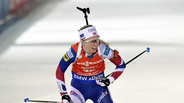 Eckhoff wins finale in Oslo