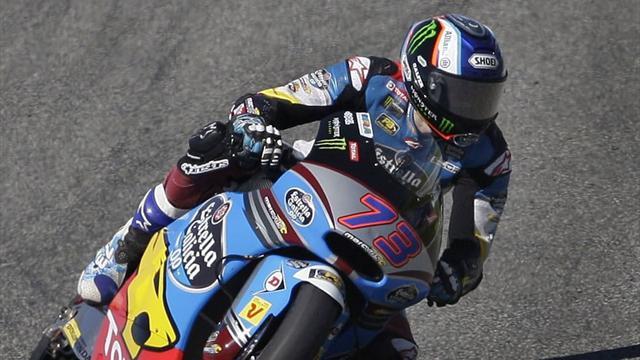 Test Moto2-Moto3. Alex Marquez e Bulega chiudono in vetta a Jerez
