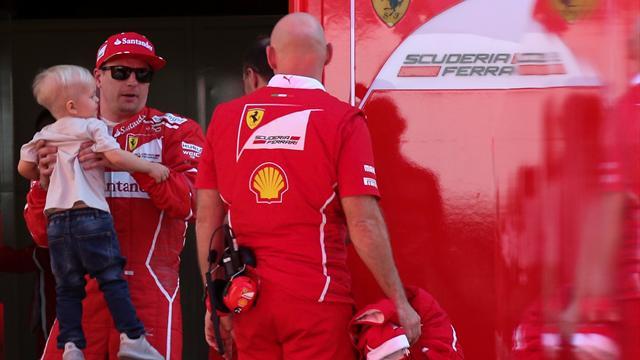 """Raikkonen soddisfatto: """"Feeling con la nuova Ferrari c'è ed è ciò che più conta"""""""