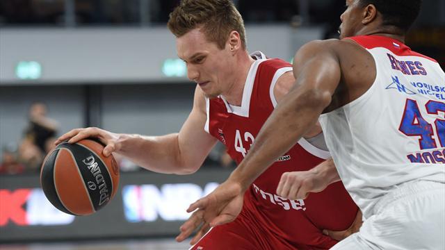Bamberg überzeugt bei Euroleague-Spiel in Istanbul
