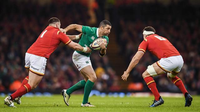 Seis Naciones, Gales-Irlanda: Vía libre para Inglaterra (22-9)