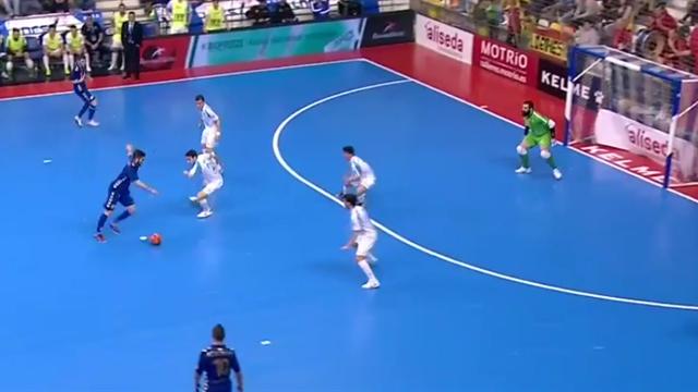 Copa de España, Movistar Inter-Catgas Energía: El jugadón de Rafael França para lograr el empate