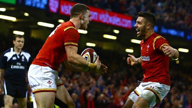 Il Galles sovrasta l'Irlanda e fa un favore all'Inghilterra: 22-9 a Cardiff
