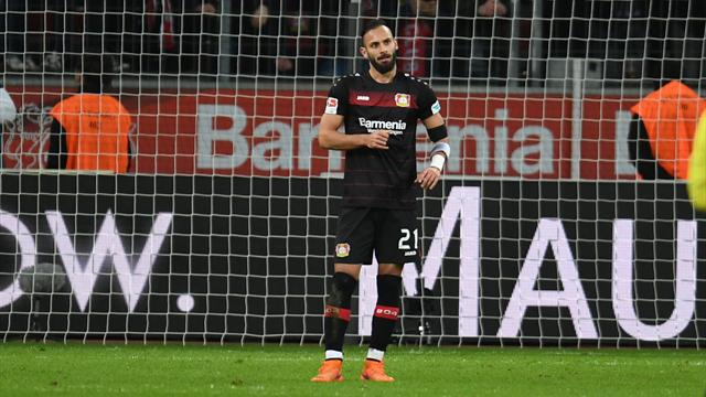 Leverkusen se loupe encore