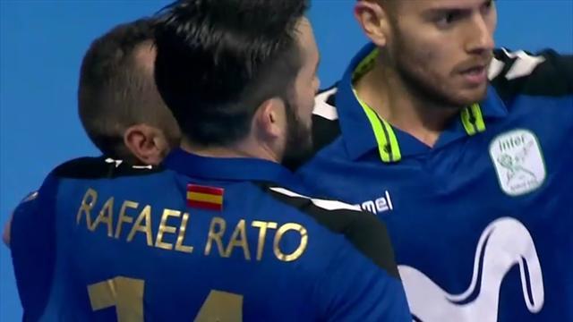 ¿Dónde ver el ElPozo Murcia - Movistar Inter por TV? Hoy 12 de marzo– Eurosport 2