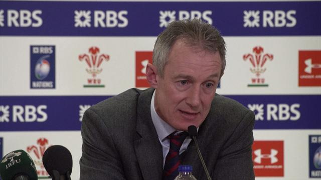 Howley: We outscored one of the best team's in world rugby by three tries
