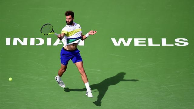 Federer retrouve Nadal, Djokovic écarte Del Potro — Indian Wells