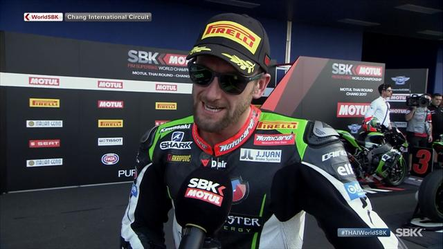 Sykes takes pole position as he edges towards Corser's record