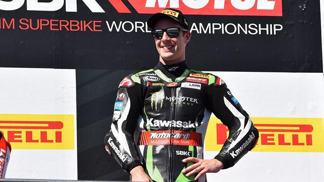Rea stays unbeaten with fourth win of season in Thailand Race 2