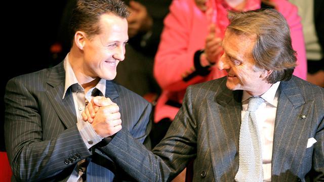 """Di Montezemolo über Schumacher: """"Träume, dass er bald wieder unter uns sein wird"""""""