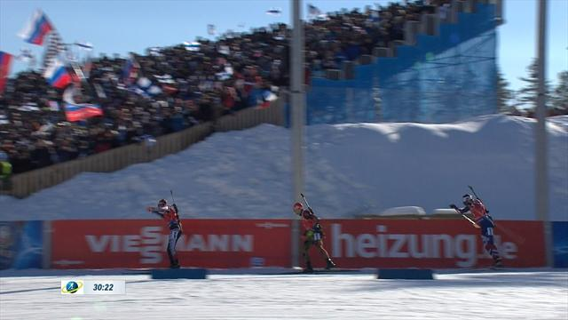 Comment Peiffer a réglé Eder et Svendsen au sprint : le finish en vidéo