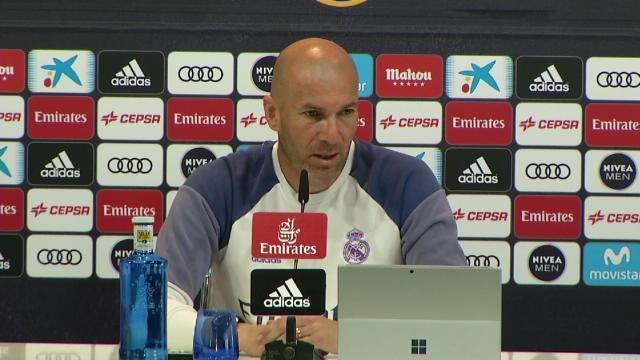 """Zidane : """"Le plus dur reste à faire"""""""