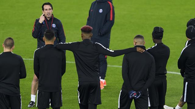 Ligue 1 : Sans être brillant, le PSG domine Lorient