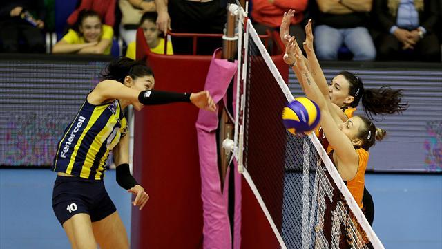 Filenin derbisinde zafer Fenerbahçe'nin