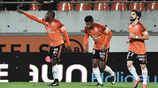 Sans Lucas, Blaise Matuidi et Thiago Motta à Lorient — PSG