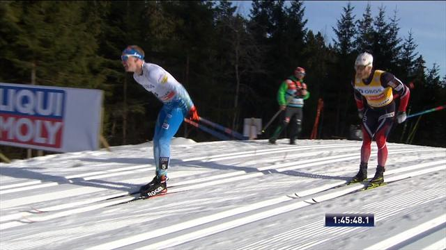 Sundby secures the cross-country skiing World Cup title