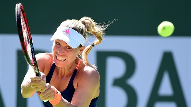 Kerber : «Je penserai à Wimbledon si j'y suis»